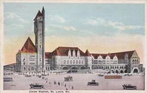 Missouri St Louis Union Station