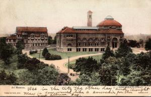 Ohio Cincinnati Art Museum 1907
