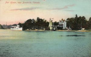 BROCKVILLE , Ontario , 1900-10s ; Fair Haven