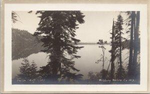 Fallen Leaf Lake CA California Unused Pillsbury Picture Co. Postcard F50