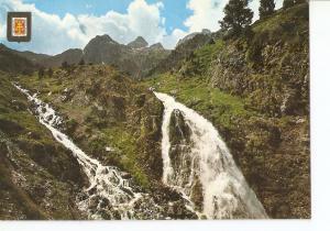 Postal 031008 : Pirineo Aragones (Huesca). Balneario de Panticosa. Valle de T...