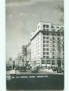 old rppc NICE VIEW Mexico City Mexico i3169