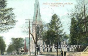 North Reformed Church Passaic NJ 1911