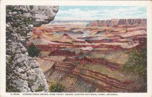Fred Harvey Across From Grand View Point Grand Canyon National Park Arizona