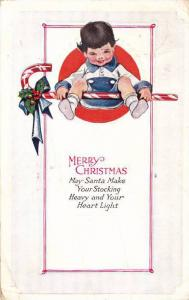 Merry Christmas, May Santa make Your Stocking Heavy and Your Heart Light, Hap...