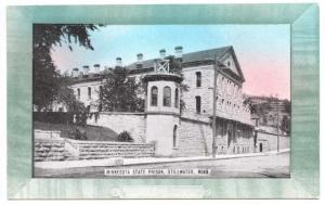 Stillwater MN Minnesota State Prison Postcard