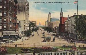 Pennsylvania Avenue, Washington, D.C, 00-10s