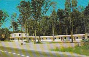 Canada Ontario Orillia Northland Motel