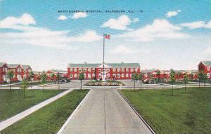 Illinois Chicago Galesburg Mayo General Hospital