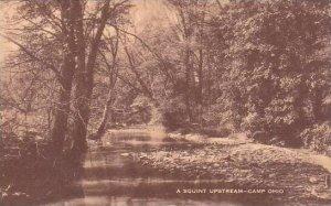 Ohio Camp A Squint Upstream Artvue