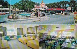 Florida St Augustine Palms Motor Inn Restaurant & Pancake House