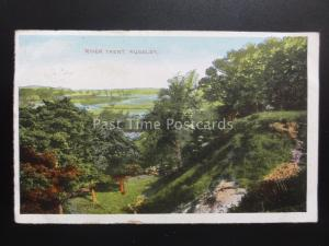 Staffordshire RUGELEY River Trent c1906 by G.D.& D. Star Series