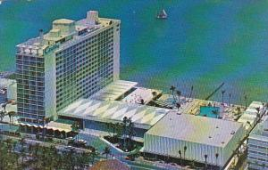 The Carillon Pool Miami Beach Florida