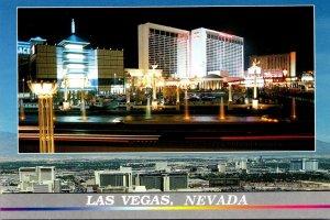 Nevada Las Vegas Panoramic View