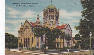 Florida Saint Augustine Memorial Presbyterian Church