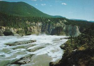 Canada Northwest Territories The Nahant River