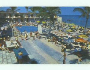 Edge Wear Pre-1980 NORMAN & SHOREHAM HOTEL Miami Beach Florida FL HQ1383