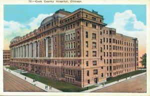 USA Cook County Hospital Chicago 04.21
