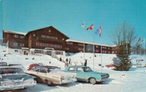 TALISMAN , Kimberley , Ontario , 1940s-50s ; Ski Resort