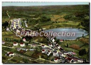 Postcard Modern Creuse Aubusson Area Population