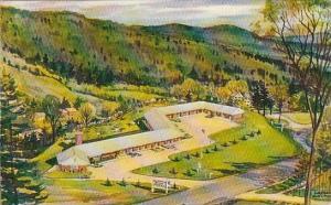 New Hampshire Littleton Perkins Motel