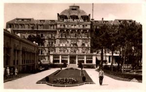 France - La Baule. Hotel Royal  *RPPC