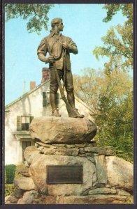 Green Mountain Boys Statue,Rutland,VT