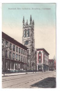 Masonic Scottish Rite Cathedral Cincinnati Ohio 1910 Masons