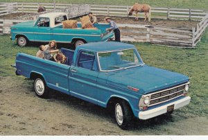1968 FORD Pickup Trucks