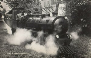RP: WIEN , Austria , 1930s ; Miniature Train