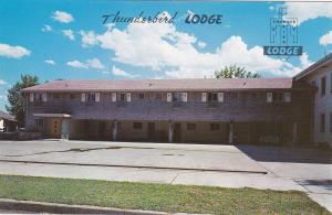 BILLINGS, Montana, 1940-1960s; Thunderbird Lodge