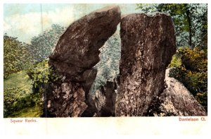 Connecticut  Danielson , Squaw Rocks