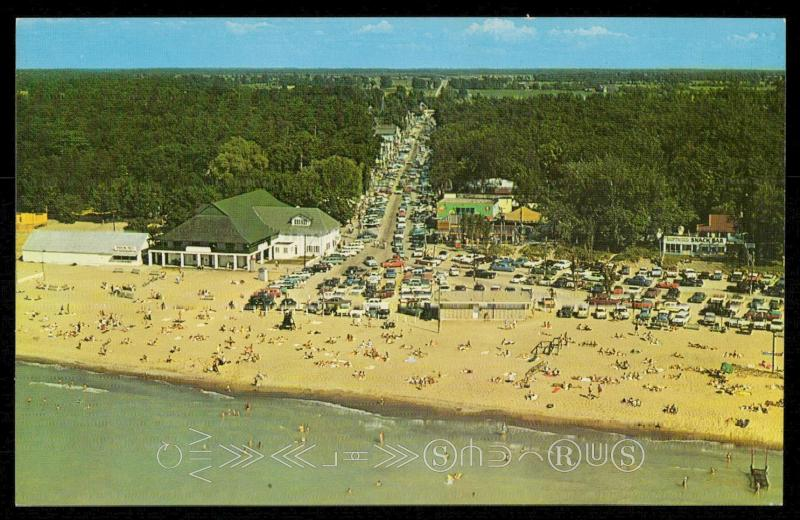 Birds Eye View of Grand Bend
