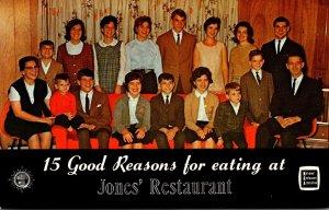 Kentucky Bardstown Jones' Kentucky Home Restaurant