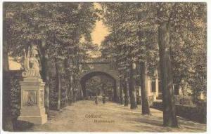 Rheinanlagen, Coblenz (Rhineland-Palatinate), Germany, 1900-1910s