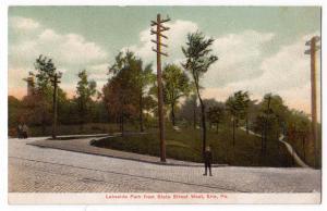 Lakeside Park, Erie PA