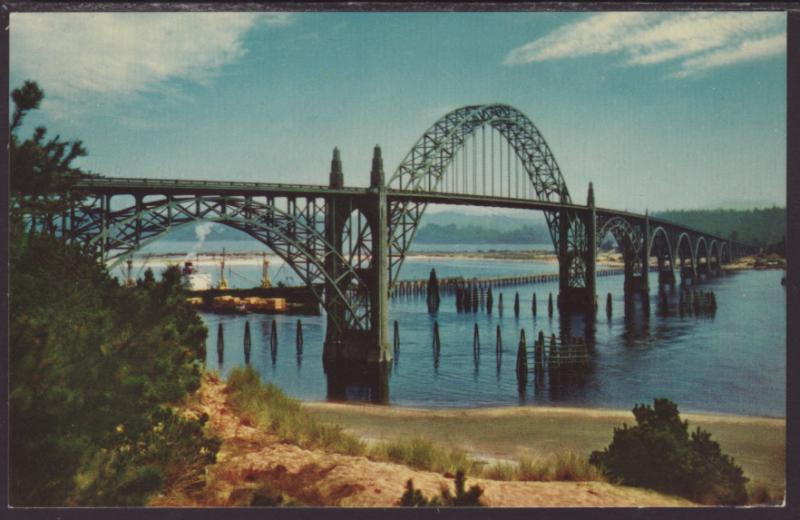 Yaquina Bay Bridge,Newport,OR