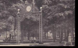 New York  Bath   Pultney Park  Albertype