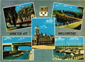 CPM Willemstad. Souvenir. CURACAO (629714)