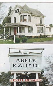 2-Views,  The Abele Realty Co.,  Mount Holly Rd.,  Burlington,  New Jersey,  ...