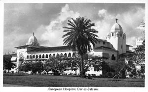 German East Africa Tanzania Dar-es-Salaam European Hospital