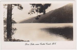 LOON LAKE NEAR CACHE CREEK, BC