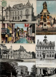 France Mont Cassel Belfort Chamonix And More Lot of 20 Postcards 01.07