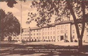 Washington Fort Steilacoom Adminitration and Mens Reception Center Western St...