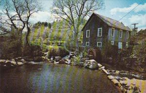 The Old Mill At Brewster Cape Cod Massachusetts