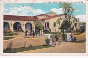 TIJUANA, Baja California, Mexico, 10-20s; The Casino, Agua Caliente