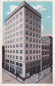 Massachusetts Lowell The Sun Building 1931