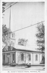 11838  VT Waterbury 1950's    State Hospital  Nurse's Home