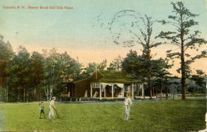 NH - Concord. Beaver Brook Golf Club House