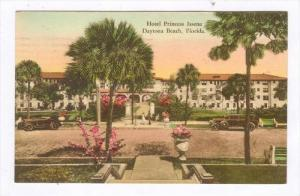 Hotel Princess Issena, Daytona Beach , Florida , PU-1930